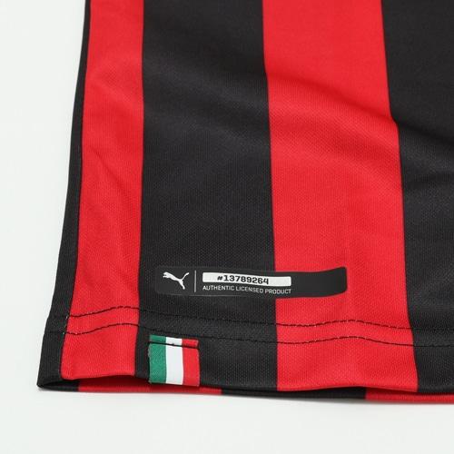AC MILAN SS ホーム レプリカシャツ 06TANGO RED-PUM