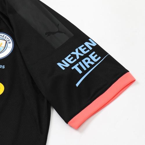 MCFC SS アウェイ レプリカシャツ