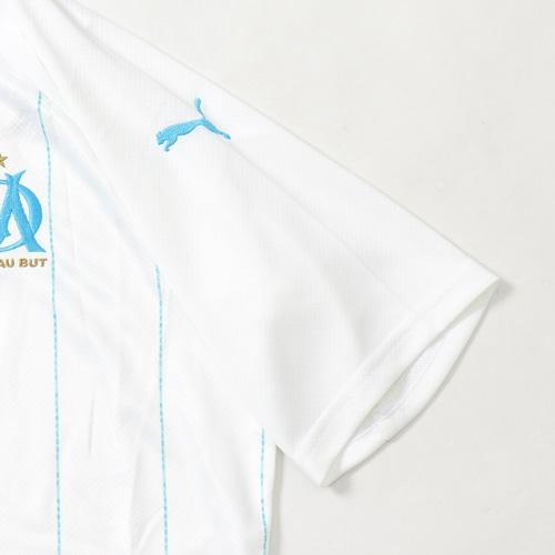 19-20 オリンピック・マルセイユ 半袖 HOME レプリカ ユニフォーム