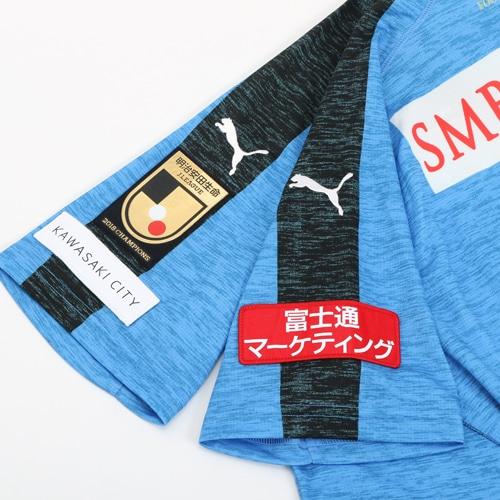 2019 川崎フロンターレ 1ST 半袖 オーセンティック ユニフォーム