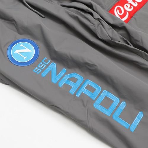 SSC NAPOLIウーブントレーニングスーツ