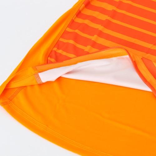 JFA ホームGKユニフォーム S/S オレンジ