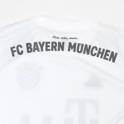 ジュニア 19-20 FCバイエルン・ミュンヘン AWAY レプリカ ユニフォーム