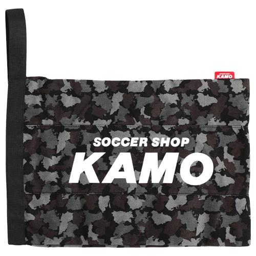 KAMOオリジナルシューズケース CAMO BLK