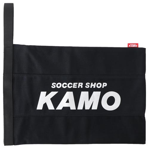 KAMOオリジナルシューズケース ハイカット BLK