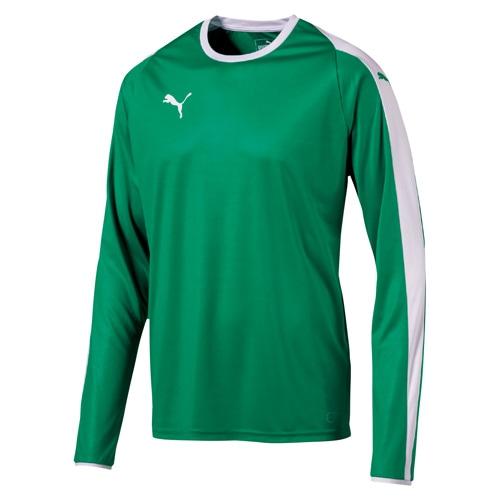 LIGA LS ゲームシャツ ジュニア 05PEPPER GREEN-