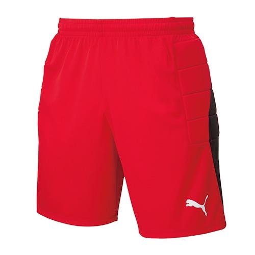 LIGA ジュニア GK パンツ パッドツ01PUMA RED