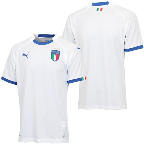 FIGC ITALIA アウェイ レプリカ SSシャツ PUMA WHITE