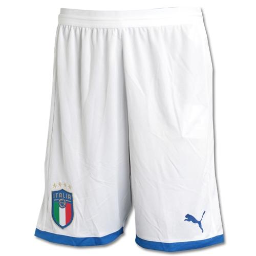 FIGC ITALIA ショーツ レプリカ PUMA WHITE