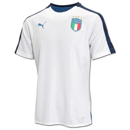 FIGC ITALIA スタジアムジャージー 02PUMA WHI