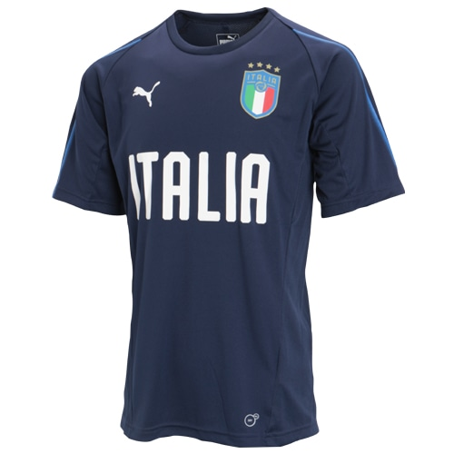 FIGC ITALIA トレーニングジャージ 10PEACOAT