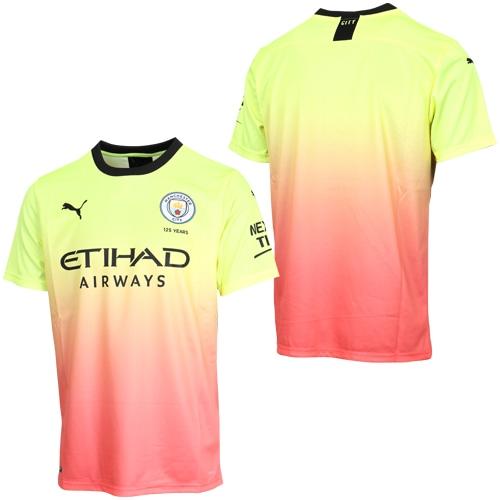 MCFC SS サード レプリカシャツ