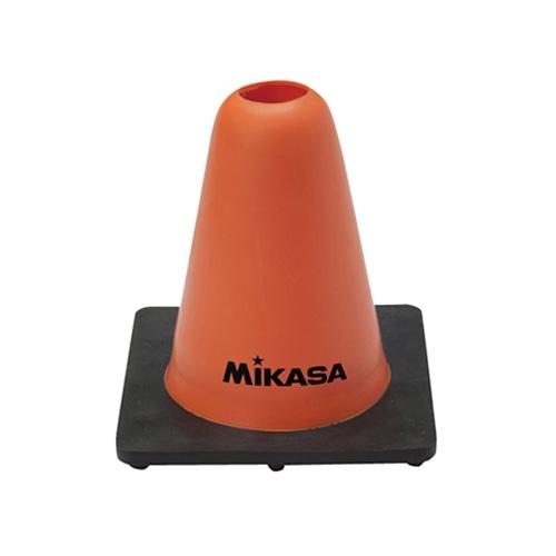 マーカーコーン オレンジ 高さ15cm NS