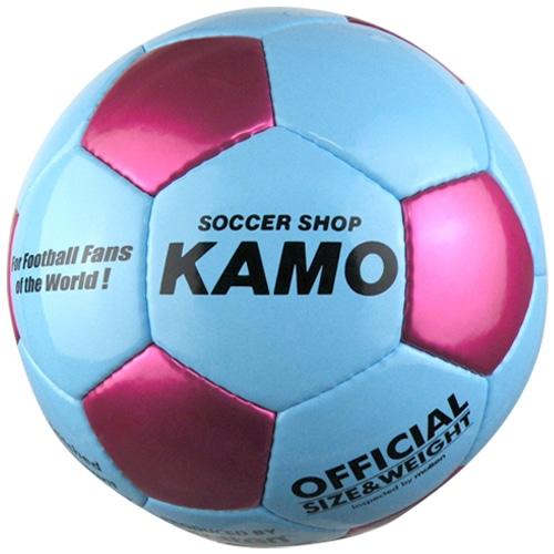 KAMO フットサル サックス×ピンク NS