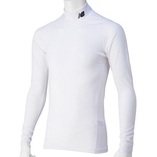 ニューバランス ストレッチインナーシャツ(モックネック) WT サッカーウェア