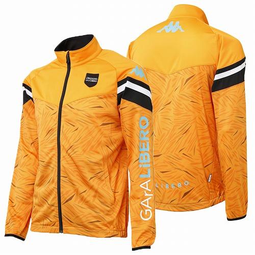 GArA LiBERO トレーニングニットジャケット