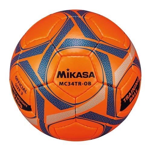 トレーニングボール 350-390g オレンジ青 NS