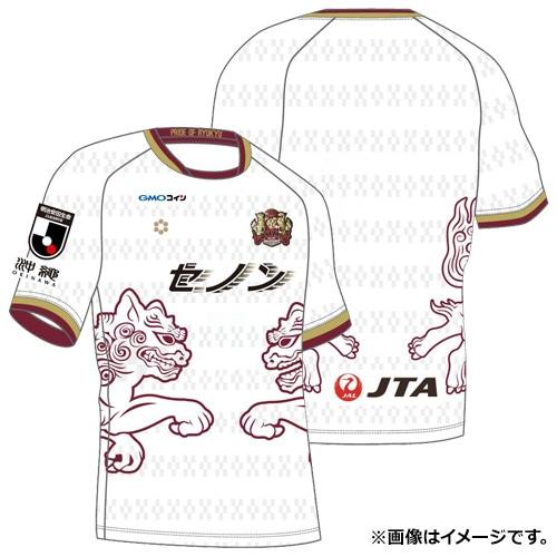 スフィーダ 2019 FC琉球 2ND オーセンティック ユニホーム ホワイト サッカー