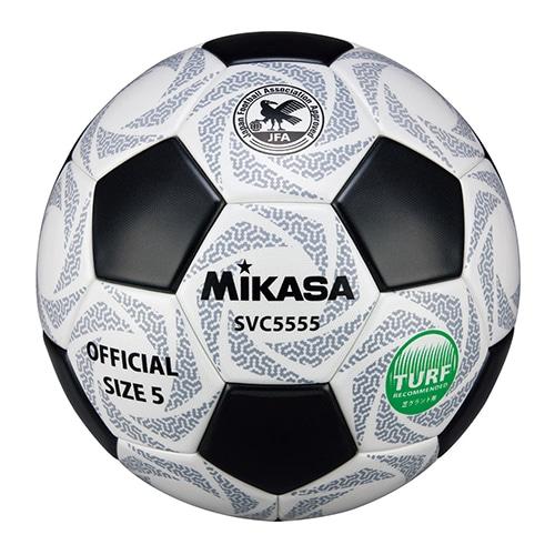 サッカー5号 検定球 貼り 白黒 NS