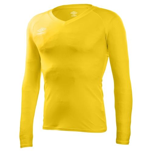 パワーインナー Vネックシャツ L/S