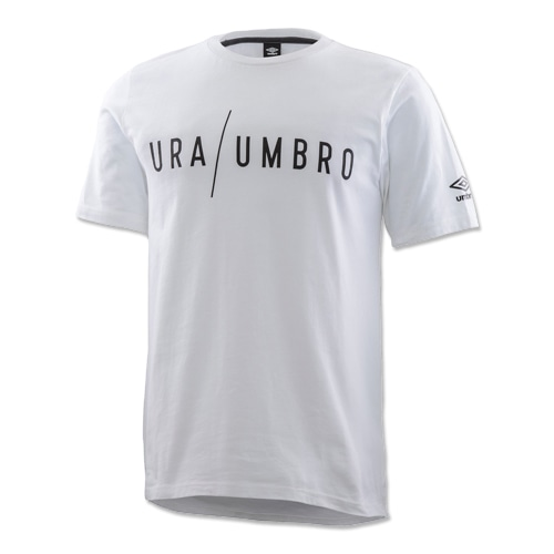 URA.ビッグロゴコットンS/Sシャツ