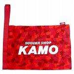 KAMOオリジナルシューズケース CAMO RED