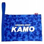 KAMOオリジナルシューズケース CAMO BLU