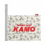 KAMOオリジナルシューズケース CAMO WHT