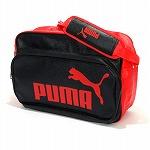 トレーニング PU ショルダー L BLACK-PUMA RED NS