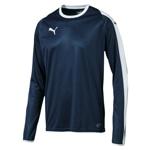 LIGA LS ゲームシャツ ジュニア06PEACOAT-