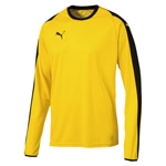 LIGA LS ゲームシャツ ジュニア 07CYBER YELLOW-