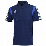 TIRO19 ポロシャツ ダークブルー/ボールドブルー/ホワイト