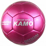 KAMO フットサル ピンク NS
