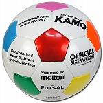 KAMOオリジナル フットサルボール 4号球
