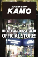 2011.08.30(火)渋谷店1Fに UEFA CHAMPIONS LEAGUE OFFICIAL STORE オープン!!